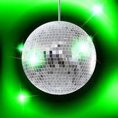 Disco ball — Stock Vector