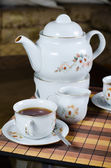 Set da tè — Foto Stock
