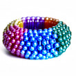 Colorful children's bracelet — Stock Photo