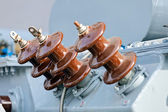 New high voltage transformer — Foto Stock