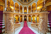 Interior of classic building — Stock Photo