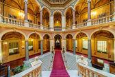 Interior of classic building — Foto Stock