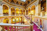 Interior of classic building — Foto de Stock
