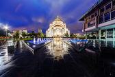 St. sava temple — Stockfoto