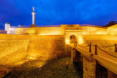 Belgrade fortress — Stock Photo