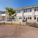 Preschool building — Stock Photo
