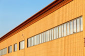 Industrial building — Stock Photo