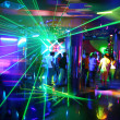 Disco Music Party — Stock Photo