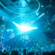 Party at Disco concert — Stock Photo