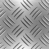 Aluminium Diamond Plate — Stock Photo