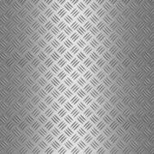 Aluminium Diamond Plate Background — Stock Photo