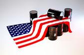 U.S. oil revolution — Stock Photo