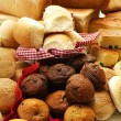 Sweet And Savoury Baked Goods — Stock Photo #47475585