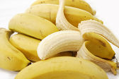 Banana Pile — Stock Photo