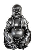 Happy Buddha — Stock Photo