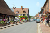 BEUVRON-EN-AUGE, FRANCE — Stock Photo