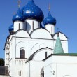 Christmas cathedral, Suzdal, Russia — Stock Photo #47857879