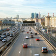 Third Ring Road, Moscow, Russia — Stock Photo #47858195