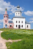 Old russian orthodox church, Russia — Stock Photo