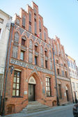 House of Kopernik in Torun — Stock Photo