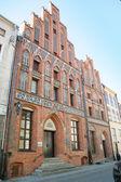 House of Kopernik in Torun — Stock Photo