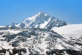 Mont Blanc massive — Stock Photo