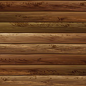 Wood plank background — Stock Vector