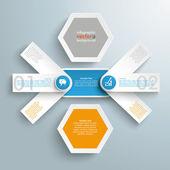 Antecedentes para el diseño - ilustración vectorial — Vector de stock