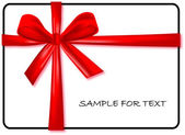 Conjunto de cajas de regalo colorido vector con arcos y cintas. — Vector de stock