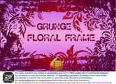 Ročník vektorové damaškové květinové brokát gobelín tapety poz — Stock vektor