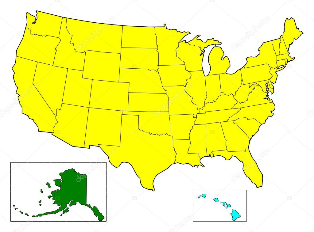 usa map with state names with Stock Photo Usa Color Map Without State on 1129312 in addition State Maps further Free Vector Map Pittsburgh Pennsylvania Adobe Illustrator further San Simeon further Us Weather Map 7 Day.