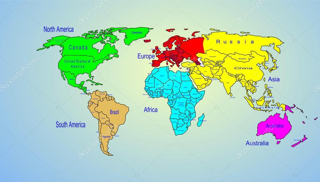 Google world map continents infovisual google world map continents gumiabroncs Image collections