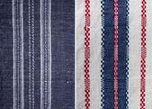 Texturas de fundo de pano têxtil — Fotografia Stock