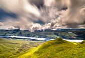 View from Meall nan Tarmachan — Stock Photo
