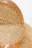 Fette di pane — Foto Stock