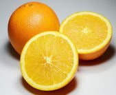 Citrus fruits (Orange) — Stockfoto