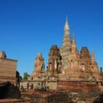 Historic Garden at Sukhothai — Stock Photo #48330009