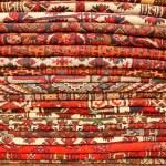 Persian carpets — Stock Photo #42707071