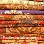 Persian carpets — Stock Photo #42707209