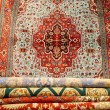 Persian carpets — Stock Photo