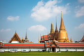 Landscape of Temple of the Emerald Buddha — Stok fotoğraf