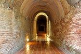 Tunnel i tempel 2 — Stockfoto