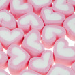 ������, ������: Heart shape marshmallows