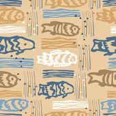 FISH 2 — Stock Vector
