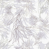 Abstract flowers — Wektor stockowy