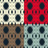 Bright pattern 4 — Stock Vector