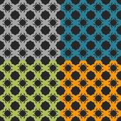 Bright pattern 2 — Stock Vector