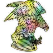 Eagle State bird — Stock Photo
