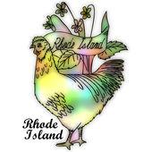 Rhode Island State bird — Stock Photo