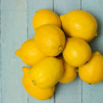 Organic Lemons — Stock Photo #42706335